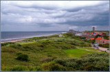 Dramatic Sky Over Domburg by corngrowth, photography->shorelines gallery