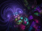 Pandora's Box, a collaberation with lgmac by laurengary, Abstract->Fractal gallery