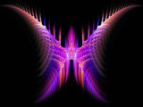 Mothman by doubleheader, Abstract->Fractal gallery