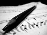 Musical Pencil by resen, Photography->Macro gallery