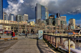 Seattle Waterfront by DigiCamMan, photography->city gallery