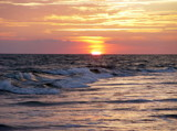 Oak Island Sunset #4 by ecco, Photography->Sunset/Rise gallery