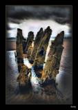 Groynes #3 by Sivraj, photography->shorelines gallery