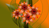Abstract Flowers by GGFF, abstract gallery