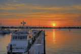 St. Lucie Sunset by dknotek, photography->sunset/rise gallery