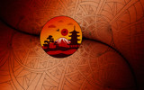 Japanese Sunset on Copper 2.0 by purmusic, abstract->fractal gallery