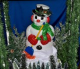 Christmas Snowman by tigger3, holidays->christmas gallery