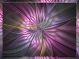 Contemplating Time by Katz, Abstract->Fractal gallery