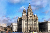 The Royal Liver Building by LynEve, photography->architecture gallery