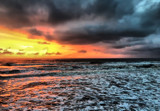 Stormy Sunset by quickshot, photography->sunset/rise gallery