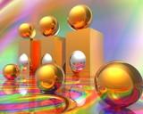 Disco Balls by MrXwild, Computer->3D gallery