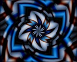 Radial Sinality by Kaziganthe, abstract gallery