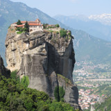 Meteora by Vickid, photography->city gallery