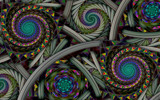 Family of Spirals by Joanie, abstract->fractal gallery