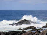 Crashing Waves by Cosens, Photography->Shorelines gallery