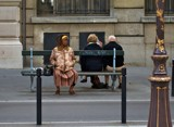 Two sides of the same bench by gr8fulted, photography->people gallery