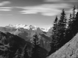 Swiss Alps by LynEve, contests->b/w challenge gallery