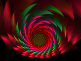 Whirlwind Christmas by jswgpb, Abstract->Fractal gallery