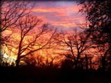 Oklahoma January Sunset by Galatea, photography->sunset/rise gallery