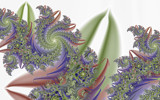 Spring Sprouts by tealeaves, Abstract->Fractal gallery