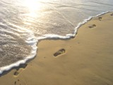Footprints by Turelio, photography->shorelines gallery