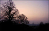 evening fog by JQ, Photography->City gallery