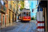 Lisbon Trams 2 by Mannie3, photography->trains/trams gallery