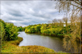 Cloudy Sky Over The Creek by corngrowth, photography->landscape gallery