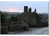 A Derbyshire village... as evening draws in... by fogz, Photography->Architecture gallery