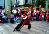 Tango on Street by Rokh, Photography->Action or Motion gallery