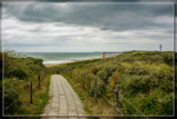 Walkway To An (Almost) Empty Beach by corngrowth, photography->shorelines gallery