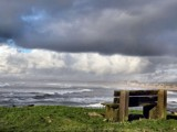 A Bench by the Sea for You and Me ! by verenabloo, Photography->Shorelines gallery