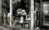 Window Shopping by 0930_23, contests->b/w challenge gallery