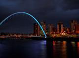 The Tyne at night by biffobear, photography->bridges gallery