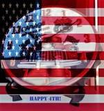 Happy 4TH ! by mesmerized, photography->manipulation gallery
