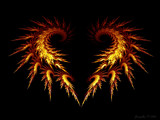 Heart On Fire by J_272004, Abstract->Fractal gallery