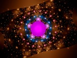 A Fat Pink by jswgpb, Abstract->Fractal gallery