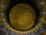A far Away Moon by jswgpb, Abstract->Fractal gallery
