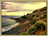 Moeraki Early Evening by LynEve, photography->shorelines gallery