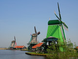 Zaanse schans by Paul_Gerritsen, Photography->Mills gallery