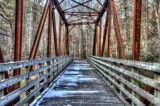 Old Rusty in Damascus, VA by nanadoo, photography->bridges gallery