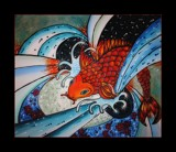fish by JQ, Illustrations->Traditional gallery