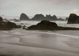 Oregon Coast Series: 3. Water Patterns. by verenabloo, Photography->Shorelines gallery