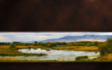 Cache Valley, Utah Panorama by nmsmith, Photography->Landscape gallery