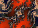 Red Dragon by jswgpb, Abstract->Fractal gallery