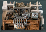 Desk with Toppings by casechaser, abstract->surrealism gallery