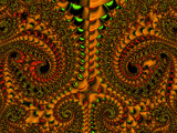 Chinese Mardi Gras by CK1215, Abstract->Fractal gallery