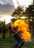 Moki the Fire Breathing Dragon by jessieB, photography->people gallery