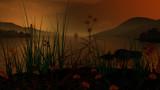 A Harbor Dusk by DixieNormus, computer->landscape gallery