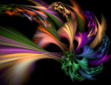 Rainbow Maker by jswgpb, Abstract->Fractal gallery